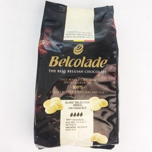 Belcolade White Chocolate
