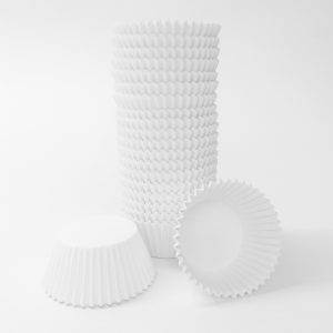 White Cupcake Cases (pack of 180)