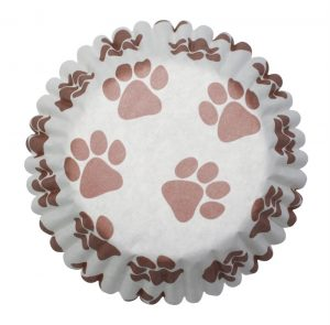 Pawprints Cupcake Cases (54 packs)