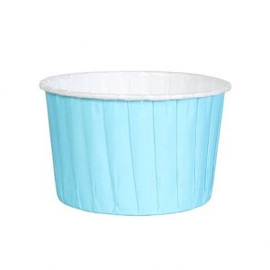 Baby Blue Baking Cups (24 packs)