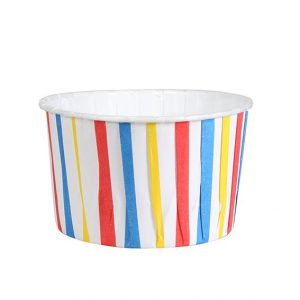 Striped Baking Cups (24 packs)