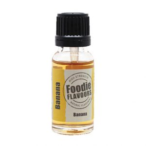 Foodie Flavours Banana Natural Flavouring