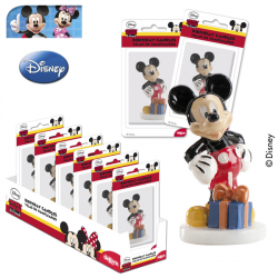 Mickey Mouse 3D Birthday Candle