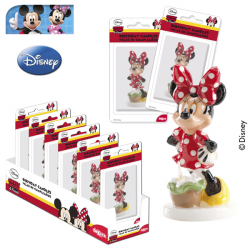 Minnie Mouse 3D Birthday Candle